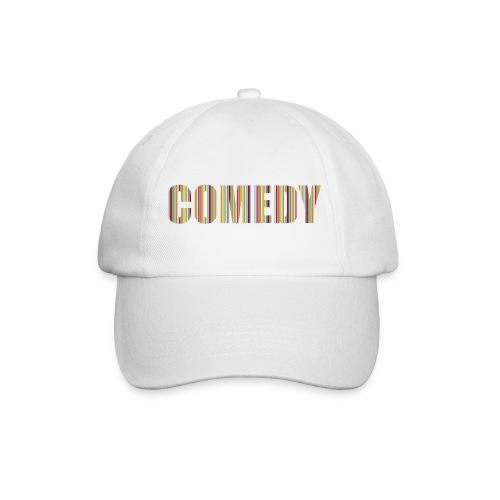 Comedy Cap Streifen - Baseballkappe