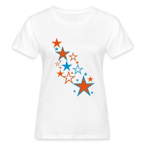 Etoiles - T-shirt bio Femme
