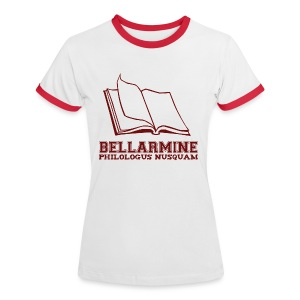 Bellarmine - Women's Ringer T-Shirt