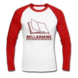 Bellarmine - Men's Long Sleeve Baseball T-Shirt