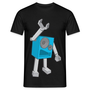 Robo-top - Men's T-Shirt