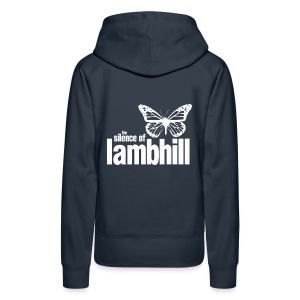 The Silence of Lambhill - Women's Premium Hoodie