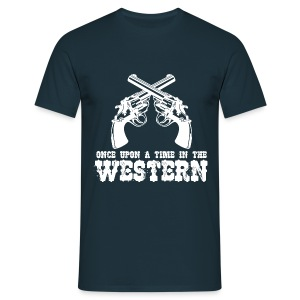 Once Upon a Time in the Western - Men's T-Shirt
