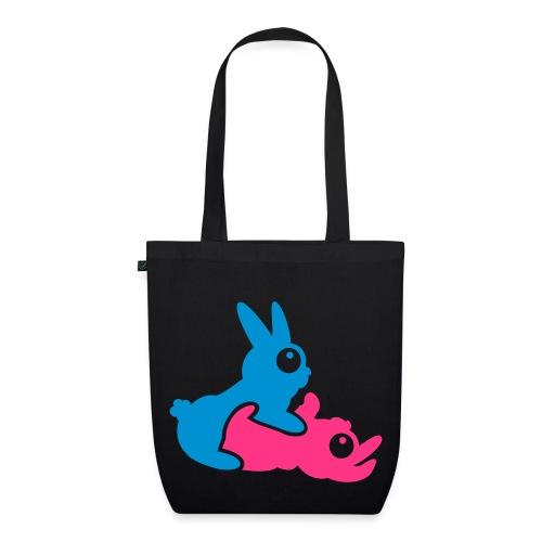 Funny Bunnyy - Borsa ecologica in tessuto