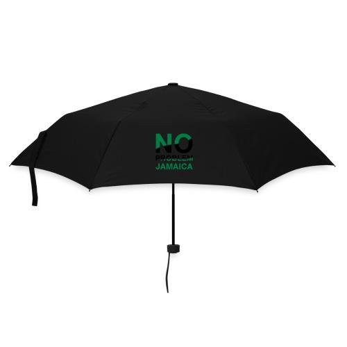 gelber Regenschirm No Problem Jamaica - Regenschirm (klein)