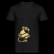 T-shirts ~ Mannen T-shirt ~ Santa