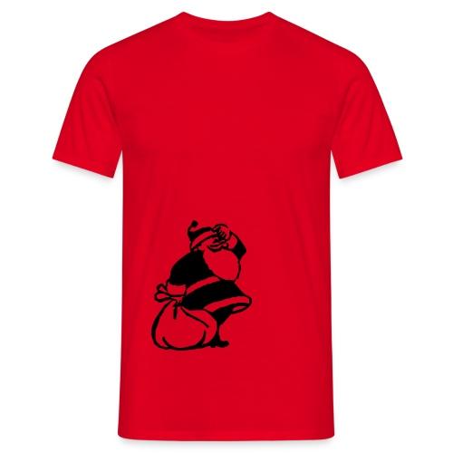 Santa - Mannen T-shirt