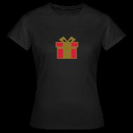 T-shirts ~ Vrouwen T-shirt ~ Kerstcadeautje