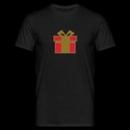 T-shirts ~ Mannen T-shirt ~ Kerstcadeautje