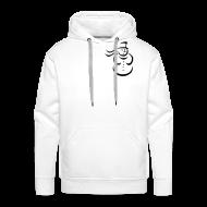 Sweaters ~ Mannen Premium hoodie ~ Snowman