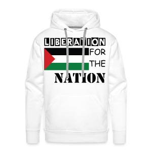 liberation for the nation - Men's Premium Hoodie