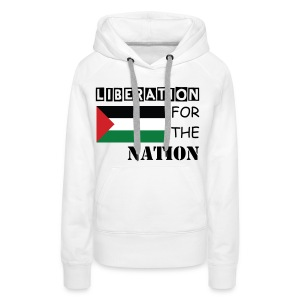 Liberation for the Nation - Women's Premium Hoodie