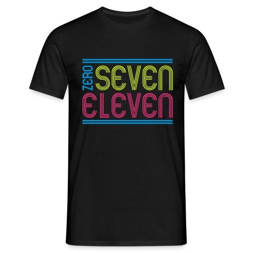 ZERO SEVEN  - Männer T-Shirt