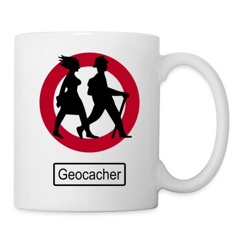 Geocacher-Tasse - Tasse