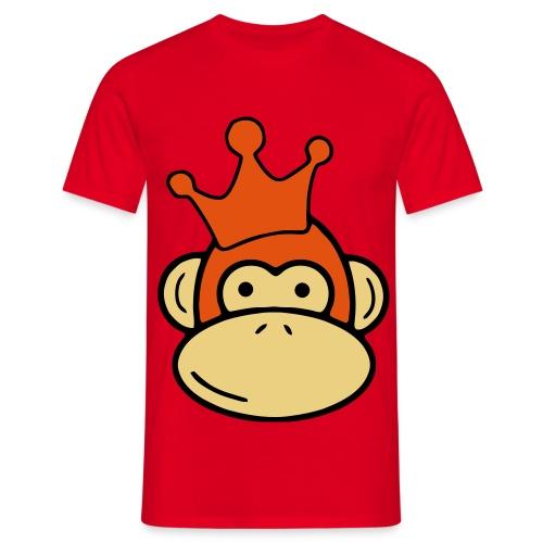 Royal monkey - Miesten t-paita