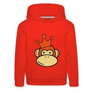 Royal monkey - Lasten premium huppari