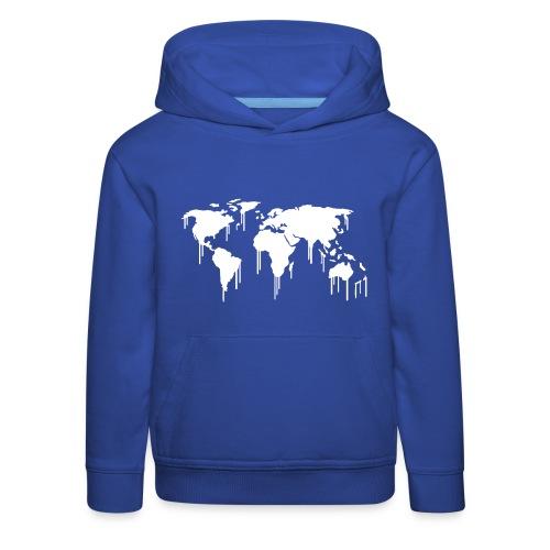 Welt für Kinder - Kinder Premium Hoodie