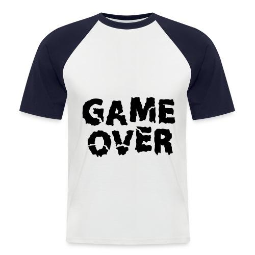 Dope ist cool - Männer Baseball-T-Shirt