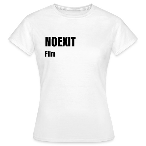 NOEXIT Film - Women's T-Shirt