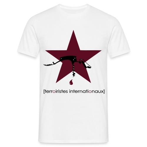 Terroiristes Internationaux - Männer T-Shirt