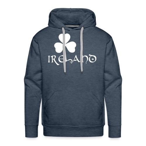 Felpa Ireland - Uomo - Felpa con cappuccio premium da uomo