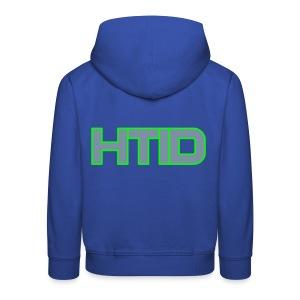 HTID - Kid's Dark Hoodie 2 - Kids' Premium Hoodie