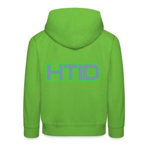 HTID - Kid's Dark Hoodie - Kids' Premium Hoodie