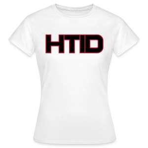HTID - Women's Classic White T-Shirt - Women's T-Shirt
