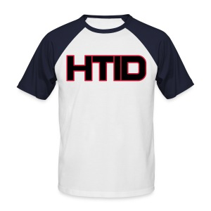 HTID - Men's Short sleeve Baseball Shirt - Men's Baseball T-Shirt