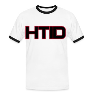 HTID - Men's Contrast Light T-Shirt - Men's Ringer Shirt