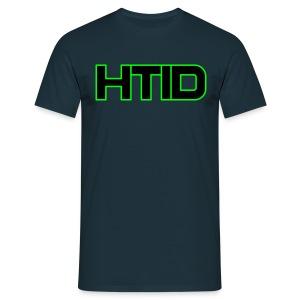 HTID - Men's Classic Dark T-Shirt - Men's T-Shirt