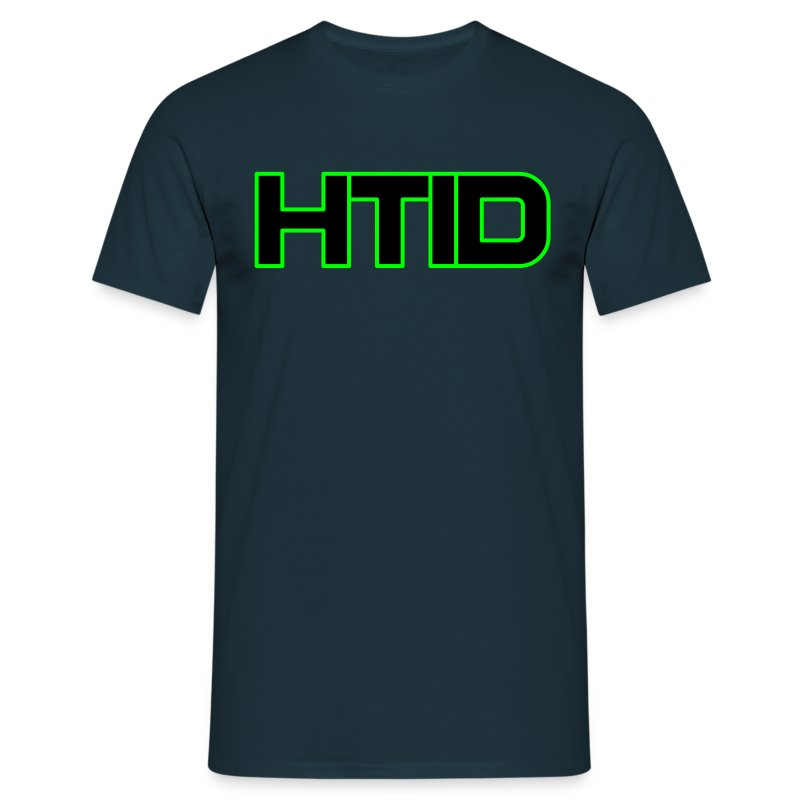 HTID - Men's Classic Dark T-Shirt - Men's T-Shirt