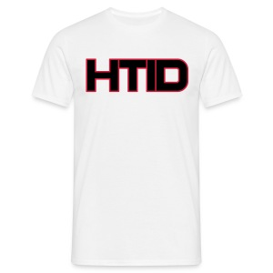 HTID - Men's Classic White T-Shirt - Men's T-Shirt