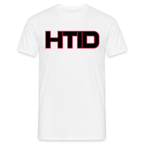 HTID - Men's Classic White T-Shirt - Men's T-Shirt