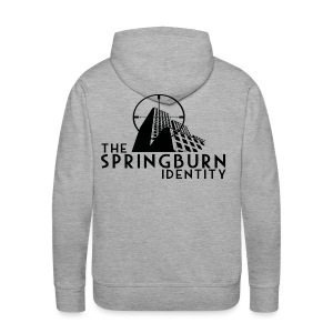 The Springburn Identity - Men's Premium Hoodie