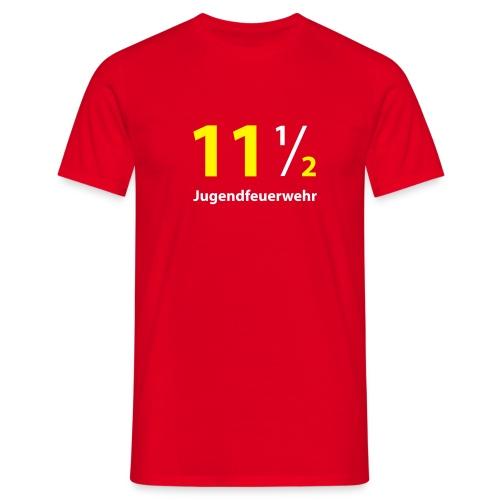 11 1/2 Jugendfeuerwehr - Männer T-Shirt