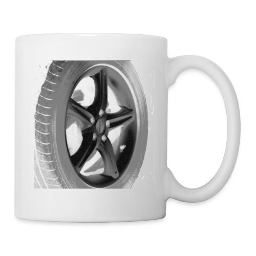 däck kopp - Mugg