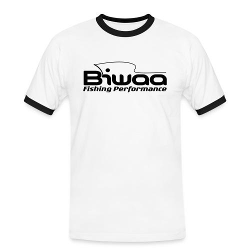 Tee Shirt Biwaa supporter Black/White - T-shirt contrasté Homme
