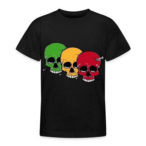 Skull - Teenager T-Shirt