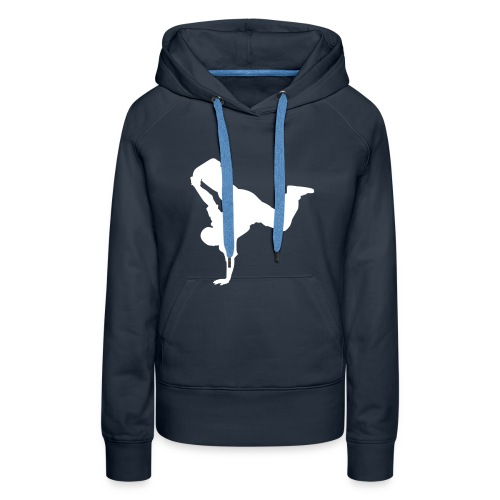 Music is life - Vrouwen Premium hoodie