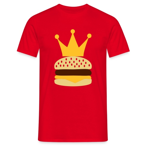 Burger King - Men's T-Shirt