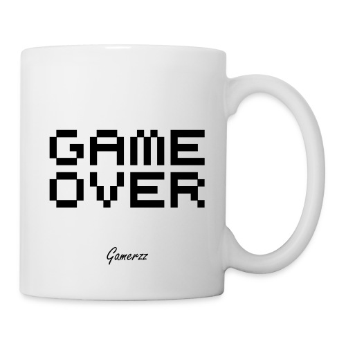Game over du matin  - Mug blanc