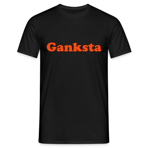 Ganksta - Men's T-Shirt