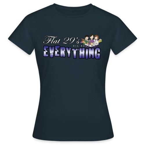 Flat 29 Logo - Women's Shirt - Women's T-Shirt