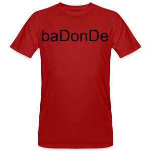 baDonDe for men - Men's Organic T-shirt