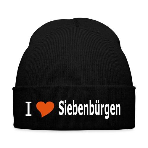 I love Siebenbürgen Mütze - Wintermütze