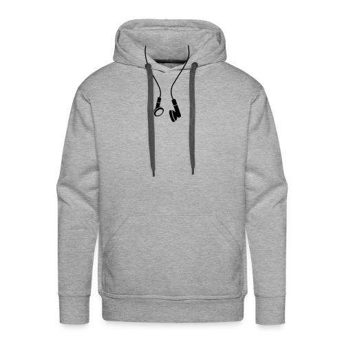Sweatshirt jogging - Sweat-shirt à capuche Premium pour hommes