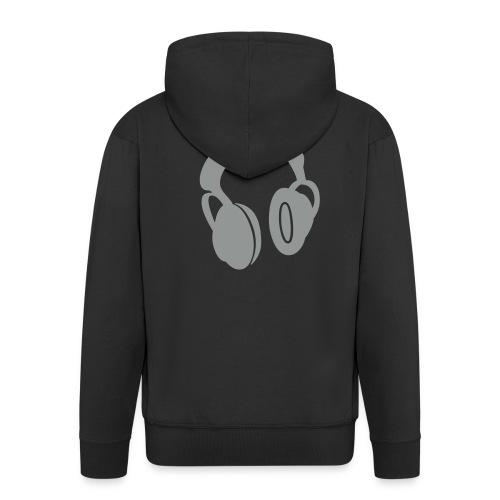 Dj Jacket - Men's Premium Hooded Jacket