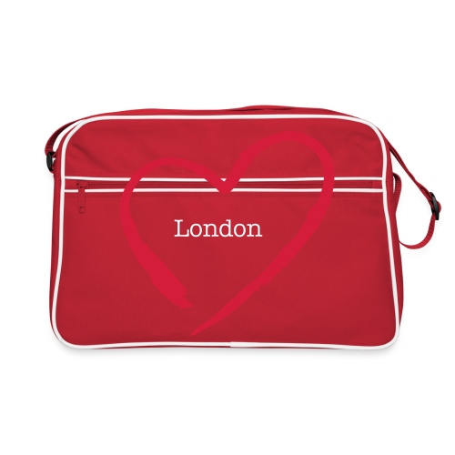 I love London Bag - Retroväska