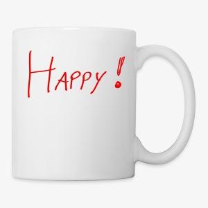 Happy - Tasse - Tasse